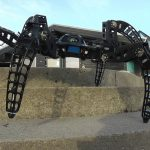 Meet Spider inspired Robot called MX-Phoenix hexapod.