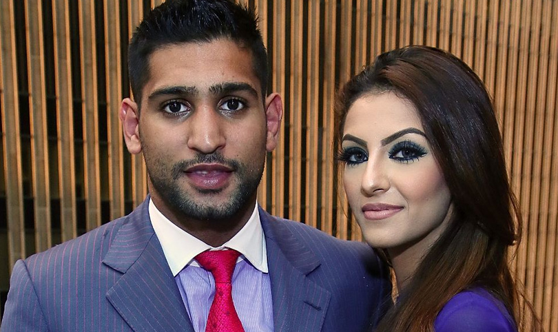 Boxer Amir Khan ex wife Faryal Makhdoom is Pregnant with second child, announces 'excited'