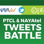 PTCL and Nayatel Battle – People are getting entertained.