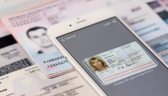 Microsoft supports Onfido - startup that uses selfies to verify identity.