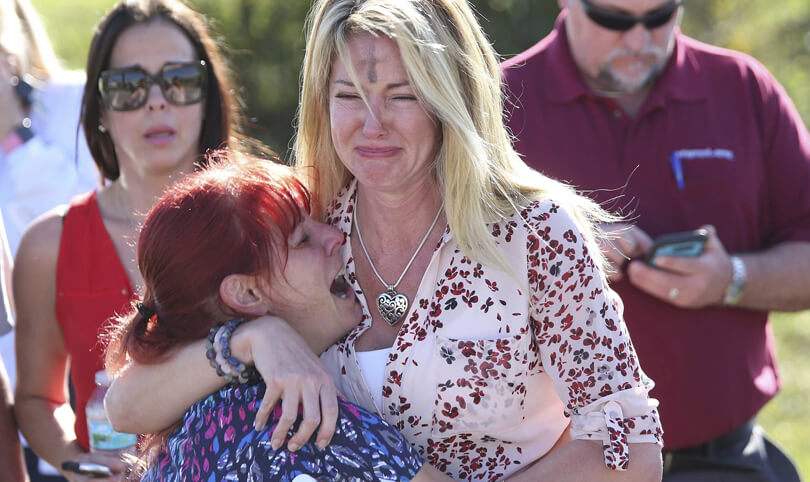 Heartbreaking Texts During The Florida High School Shooting