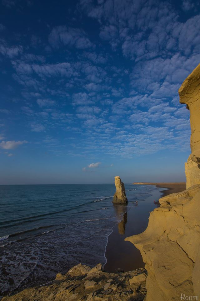 Jaw dropping beach view at Sapat Beach Balochistan, Pakistan