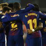 Unbeaten Barcelona set another record in La Liga league history