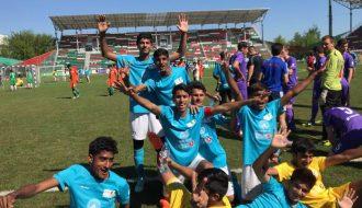 Pakistan Football team reached Street Child Football world cup 2018 Final