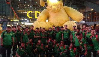 Pakistan U-15 football team beats India in the opening match of SAFF U-15 championship