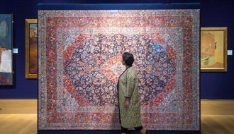 Pakistani artist's art work auctioned for Rs 34 million at Bonhams London