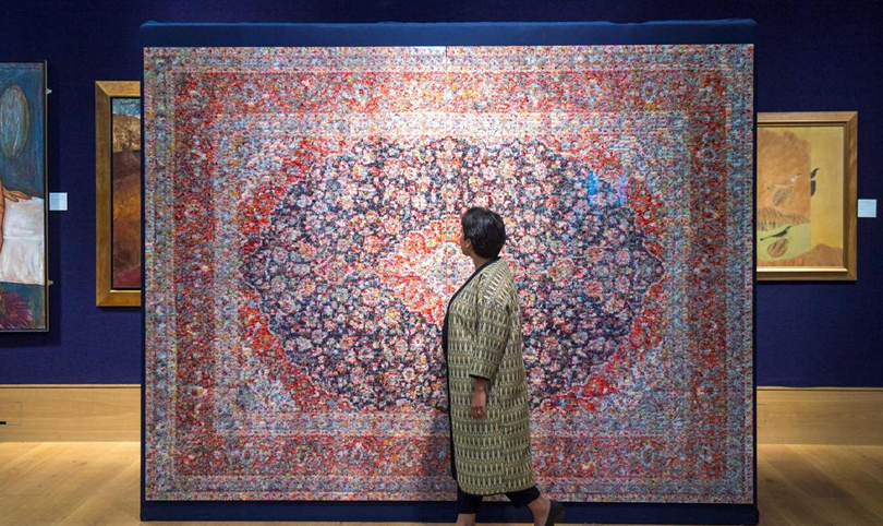Pakistani artist Rashid Rana's art work auctioned for Rs 34 million at Bonhams London
