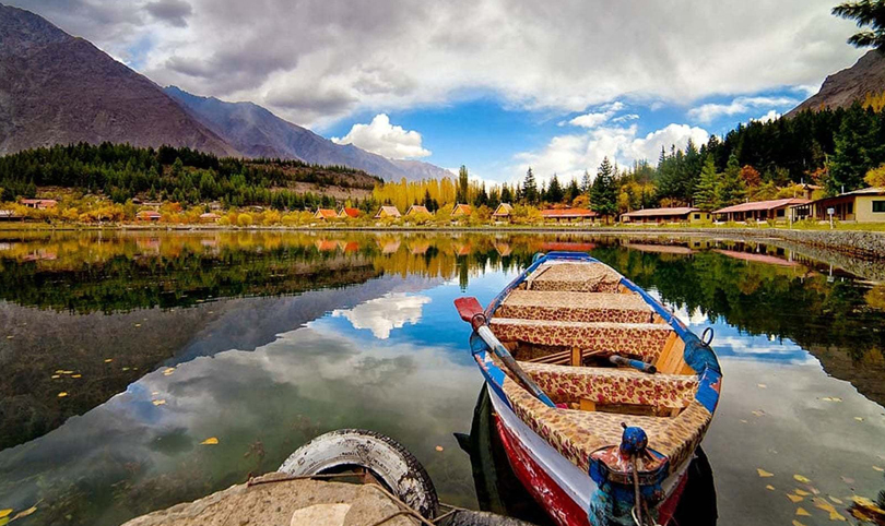 Pakistan among The top 10 Coolest Places to visit in 2019. Photo Credits: Dawn News. Captured by a German tourists during his visit to Pakistan