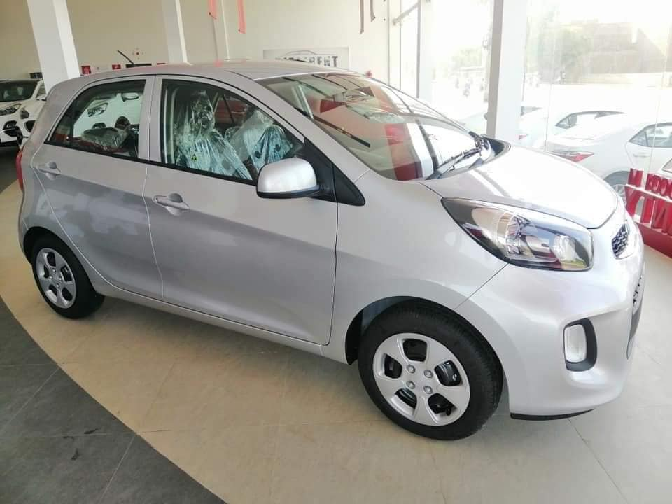Kia Picanto launched in Pakistan