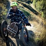 A paralyzed adventurer designed a mountain bike for people with disabilities to explore the outdoors